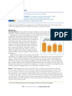 California Beach Water Quality Report (2009)