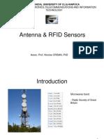 AntennasRFID Sensors