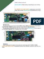 Preços Placa Control EAX61526807 de Maq-Lav-Sec LG