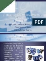 Bombas de Desplazamiento Volumétrico Andres (1)