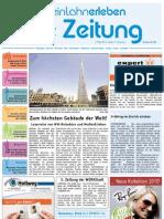 RheinLahn-Erleben / KW 09 / 05.03.2010 / Die Zeitung als E-Paper