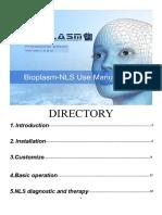 Bioplasm- nls