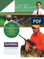 Scott Walker's Plan