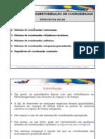 Cap.2 - Sistemas e Transformacao de Coordenadas