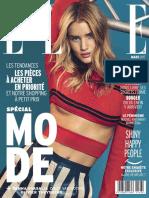 Elle Belgium Mars 2017 French Edition AvxHome.se
