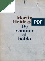 HEIDEGGER- De Camino Al Habla.pdf