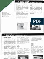 P695GLM+impianto+elettrico