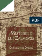 Misteriile Lui Zalmoxis (C.daniel; Ed.herald 2012)