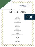 Monografía de malformaciones congenitas
