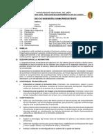 SILABO DE INGENIERÍA SISMORRESISTENTE UNJ 2018-0