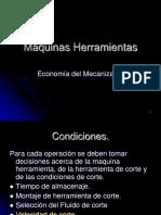 Economía del Mecanizado.ppt