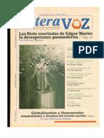 Entera Voz Año I N° 0 - 2008