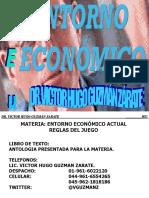 Antología de Entorno Económico