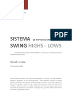 Sistema Swing Highs Lows
