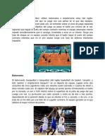 Deportes Que Se Practican En Guatemala