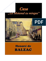 "Ho Casa ""La Motanul Cu Mingea"""