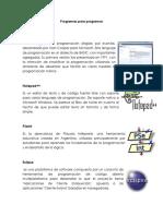 Programas Para Programar