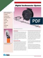 GK-604D Digital Inclinometer System