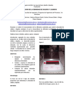 Lab1-Articulo Cientifico- Determinacion de Densidad