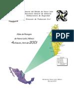 atlas de riesgo - Nuevo León