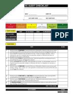 5 Saud It Checklist