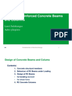 Lecture3 Concr Beams Columns