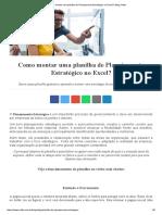 Como Montar Uma Planilha de Planejamento Estratégico No Excel_ _ Blog Voitto