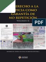 Derecho a La Justicia CNMH 2
