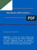 1 Introdução a Bioestatistica