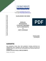 Manual Stillocril 1,67