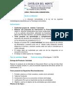 ACTIVIDAD B GRUPAL PSICOLOGÍA COMUNITARIA(3)