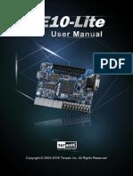 DE10 Lite User Manual