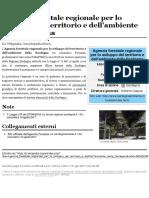 Agenzia Forestale Regionale Per Lo Sviluppo Del Territorio e Dell'Ambiente Della Sardegna