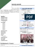 Coppa UEFA 2005-2006