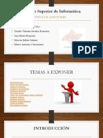 Auditoria y Auditores
