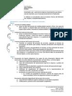 Documentos a ser presentados por la Empresa Receptora de la Inversión