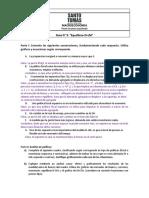 Pauta Guía 5 Equilibrio IS-LM