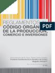 13.-Reglamentos al Código de la Producción