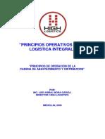 Principios de Operaciones Logísticas