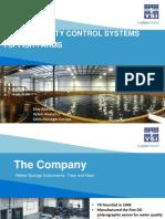 Water Quality Control System Turku Nov 2015