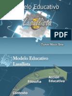 Modelo Educativo Lasallista