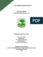 RPS - Ekologi Hewan