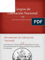 Grupos de Liberación Nacional