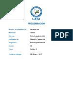 Unidad IV - Psicologia General II - Copia