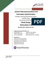 Study Design Order Number d10pd18645 - Revised 2012-01-30