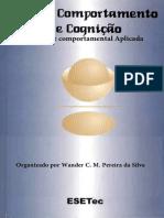 Sobre Comportamento e Cognição Vol. 21