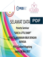 backdrop seminar SAVE A LITTLE BABY.ppt