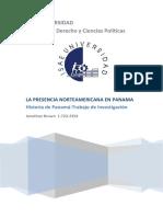 ISAE-La Presencia Norteamericana en Panamá