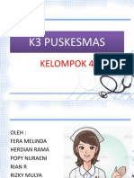 K3 PUSKESMAS