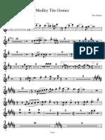 Medley Tito Gomez - Trumpet in Bb 1